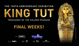 Up to 33% Off KING TUT: TREASURES OF THE GOLDEN PHARAOH at California Science Center, plus 6.0% Cash Back from Ebates.