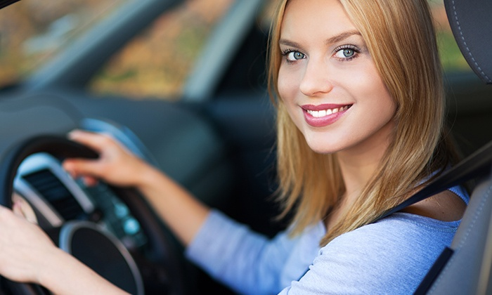 Roadwise Driver Training - Buderim: Two Driving Lessons for One ($29) or Two People ($55) at Roadwise Driver Training, Buderim (Up to $120 Value)