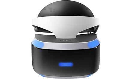 Sony PlayStation Virtual-Reality-Brille mit 360° Sichtfeld, 5,7 Zoll großem OLED-Bildschirm und 3D-Audio (Munchen)