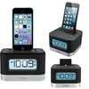 iHome Wake Sleep Dock FM Radio Alarm Clock Speaker (Refurbished)