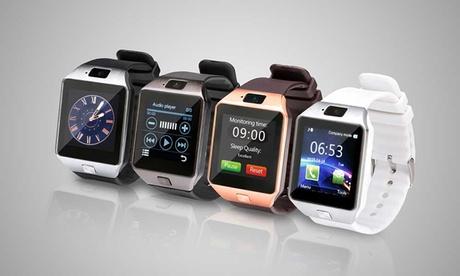 Smartwatch BAS-TeK con cámara y tarjeta SIM