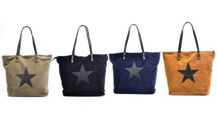 Carla Belotti Sharon Leather Handbag