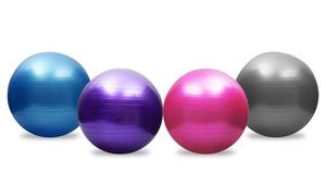 Ballon d'exercice anti-éclatement 65 cm