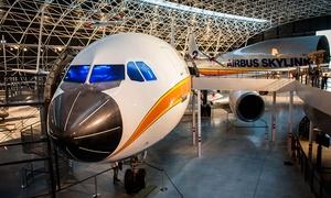 Musée aéronautique aeroscopia: Entrées adultes et/ou enfants ou pass famille annuel pour le musée aeroscopia dès 11.50 €