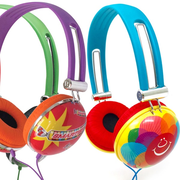 75e9cda4777 Up To 43% Off on iHip Candy Headphones | Groupon Goods