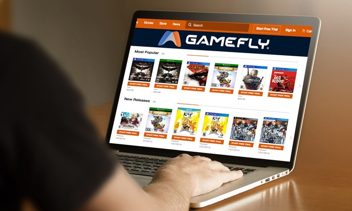 GameFly: Two-Month GameFly Subscription with One or Two Games Out at a Time ( 69% Off )