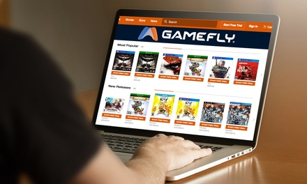 Two-Month GameFly Subscription with One or Two Games Out at a Time (Up to 69% Off )
