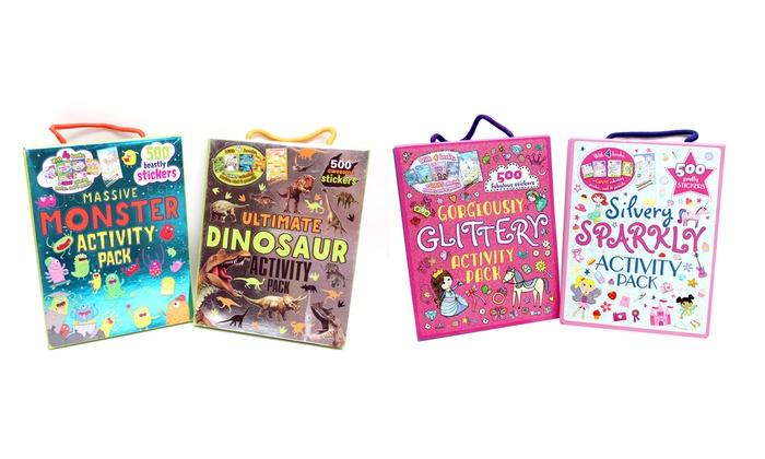 Kids\' Fun Activity Pack Bundles | Groupon