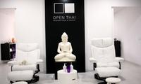 Masaje de 60 o 90 minutos para una persona con opción a ritual Luxury Experience desde 24,90 € en Open Thai
