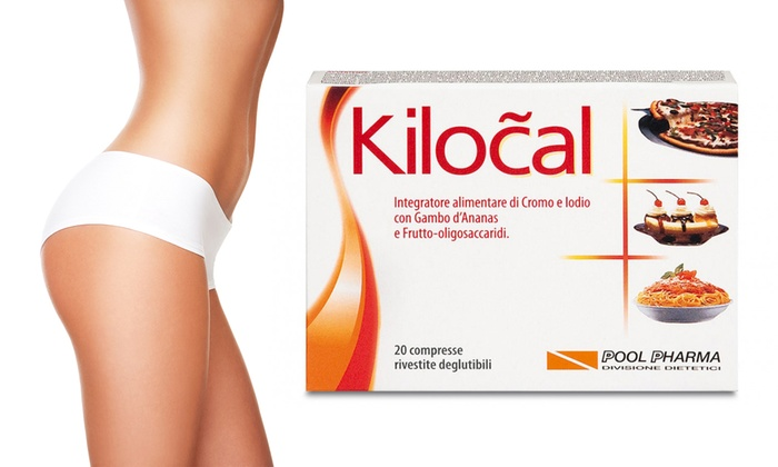 Kilocal compresse per dimagrire