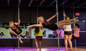 Up to 66% Off Pole Dance at DID Fit Studio at DID Fit Studio , plus 6.0% Cash Back from Ebates.