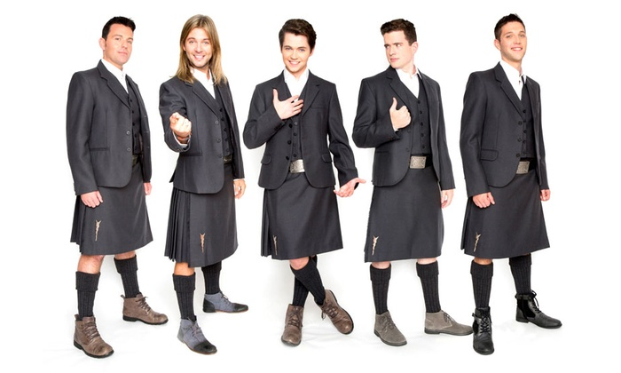 The Very Best of Celtic Thunder Tour 2015 - Penticton Trade and Convention Centre: The Very Best of Celtic Thunder Tour 2015 at South Okanagan Events Centre on Friday, March 13 (Up to 34%Off)