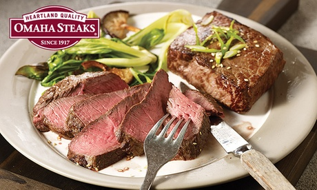 New Year's Eve or Gift Packages from Omaha Steaks (Up to 74% Off). Three Options Available. 3adf7e25-89d9-47a9-a009-66f85edb775c