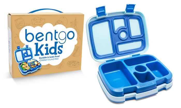 bentgo kids 39 lunch box groupon. Black Bedroom Furniture Sets. Home Design Ideas