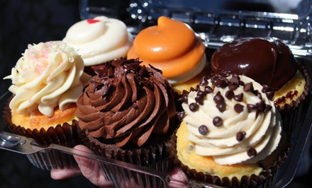 Cupcakes or Lunch at Twisted Sisters Cupcakes & Sugar Shack Cafe. Three Options Available (Up to 50% Off).