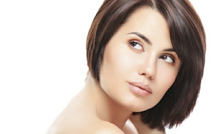 Keratin Smoothing Treatment ($149) with Cut and Blow-Dry ($169) at Jm Hair Creations (Up to $335 Value)