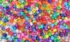 1000 Assorted Pony Beads