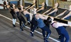 The Barre Code - Multiple Locations: 3- or 5-Class Package at The Barre Code (Up to 39% Off)