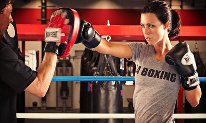 LA Boxing - Norwalk: $39 for One Month of Unlimited Boxing, Kickboxing, or MMA Classes at LA Boxing ($189 Value)