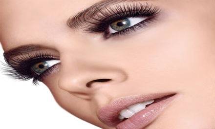 Full Set of Eyelash Extensions at Lashes By Ahrynn (28% Off)