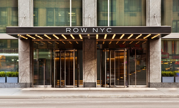 TripAlertz wants you to check out Stay at Row NYC in Times Square, with Dates through March 2016 Posh 4-Star Hotel Steps from Times Square - 4-Star NYC Hotel