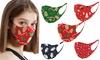 Weihnachts-Design-Gesichtsmaske