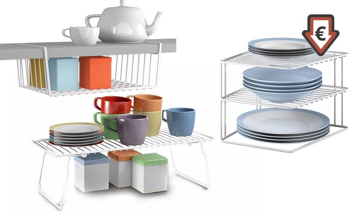 metaltex  Metaltex Kitchen Cupboard Bundle | Groupon Goods