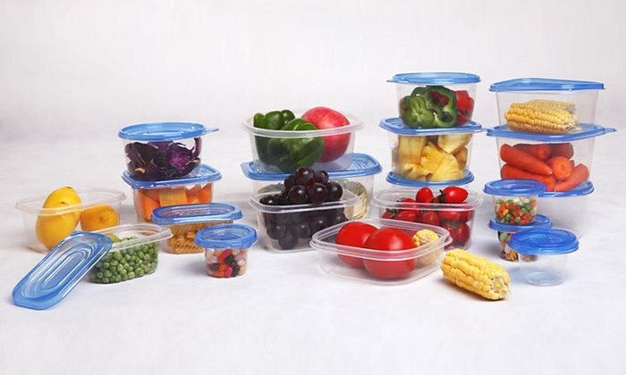 52-Piece Food Storage Set: $8.99 for a 52-Piece Food Storage Set ($44.95 List Price). Free Returns.