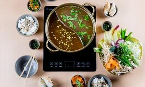 Restauracja Japan Sun Shabu Shabu: Uczta Shabu Shabu z przystawką dla 2 osób za 63,99 zł i więcej w Restauracji Japan Sun Shabu Shabu w Rybniku (do -35%)