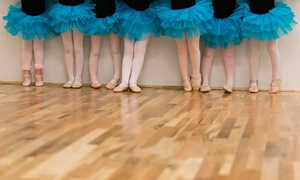 House of Dance Plano: One Month of Dance Classes for One or Two Children at House of Dance Plano (Up to 60% Off)