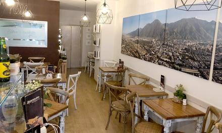 Menú de cocina venezolana para 2 o 4 personas en Bienmesabe Café Bistro (hasta 61% de descuento)