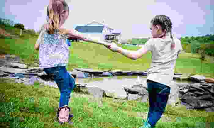 Blue Ribbon Farms - Independence: $199 for a Three-Day Little Farmers Summer Day Camp for One Child at Blue Ribbon Farms ($400 Value)