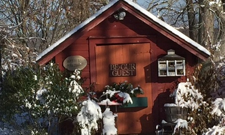 1- or 2-Night Stay for Two w/Optional Wine at Roseledge Country Inn and Farm Shop in Preston, CT; Combine Up to 8 Nights