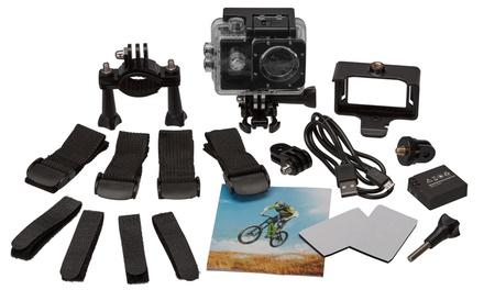 Zennox 1080p Wi Fi Action Camera