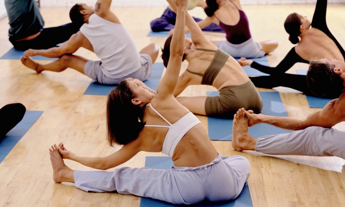 Yoga Club DFW - Duncanville: 10 or 20 Yoga Classes at Yoga Club DFW (Up to 66% Off)