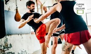 MMA Capital: MMA Capital – Asa Norte:1, 3 ou 6 meses de aulas de artes marciais