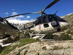 Air+ hélicoptères St Girons: Baptême de l'air en hélicoptère de 15 ou 30 minutes pour 1 ou 2 personnes dès 99,90 € avec Air + hélicoptères St Girons