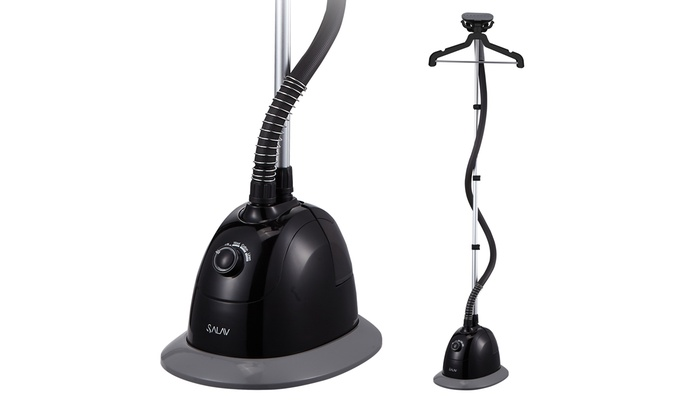 Salav performance steamer groupon goods for Salav garment steamer