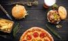 ⏰ Menu pizza o burger a scelta