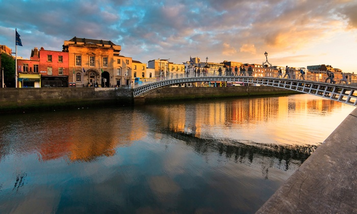 Dublin, London, and Paris Trip w/ Air from Great Value Vacations