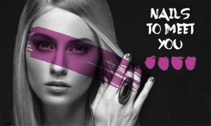 Nails To Meet You: 1 o 2 sesiones de manicura y/o pedicura para mujeres, hombres o niños en 57 centros desde 2,95 € en Nails To Meet You