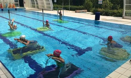 12 lezioni o 10 ingressi piscina a 24,90€euro
