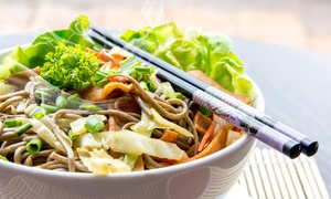 Wen's Rice Noodle and Ramen: Yunnan-Style Soup and Ramen at Wen's Rice Noodle and Ramen (Up to 38% Off). Four Options Available.