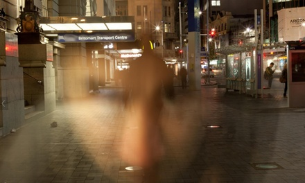 Ghost Tour for Two ($50) or Four People ($95) with Auckland Ghost Tours, CBD (Up to $200 Value)