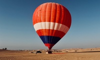 Hot Air Balloon Experience for a Child or Up to Four Adults