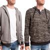 Indigo Star Men's Fleece Hoodies