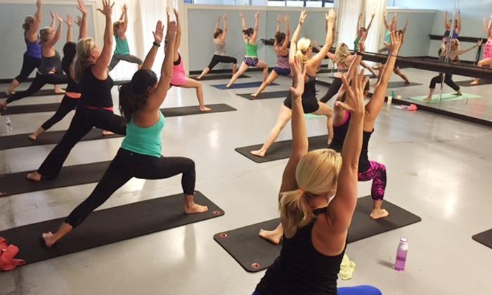 Studio 3 Fitness: Barre - Spring Hill: $49 for 10 Buti Yoga Classes at Studio 3 Fitness ($130 Value)