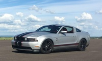 Three Laps in Ford Mustang from Redline Experience