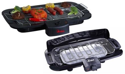 Griglia elettrica Ardes disponibile in 2 modelli