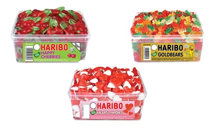 Snoepboxen van Haribo